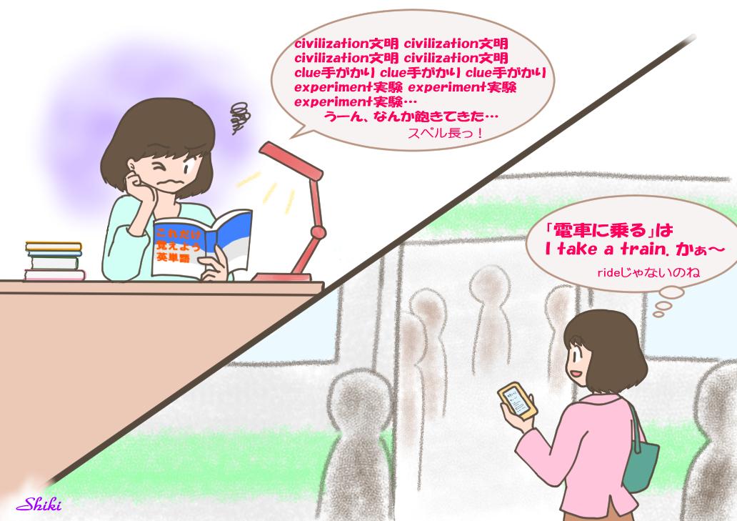 単語覚え方2